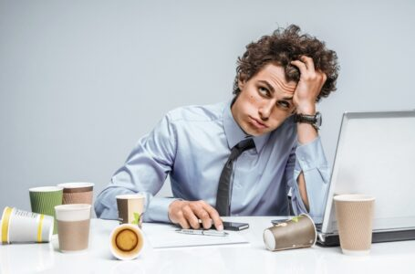 Don't miss signs of self-burnout while chasing work