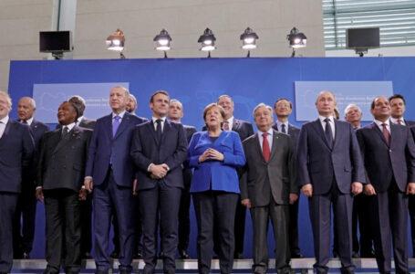 Libya Plans Resurrection In Berlin Summit