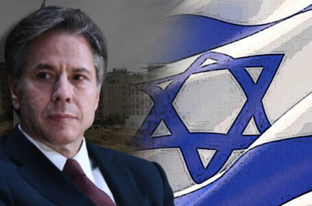 US Secretary of State Blinken announces plans to open a US consulate in Palestinian city