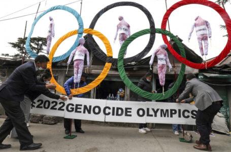Human rights groups urge athletes to boycott Beijing Olympics