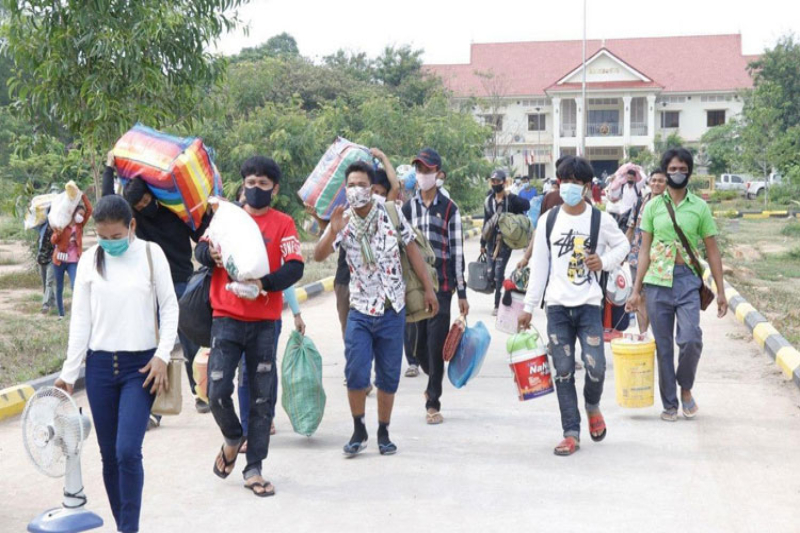 cambodia migrant workers