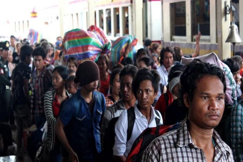 COVID-19: Cambodian labor in a mess