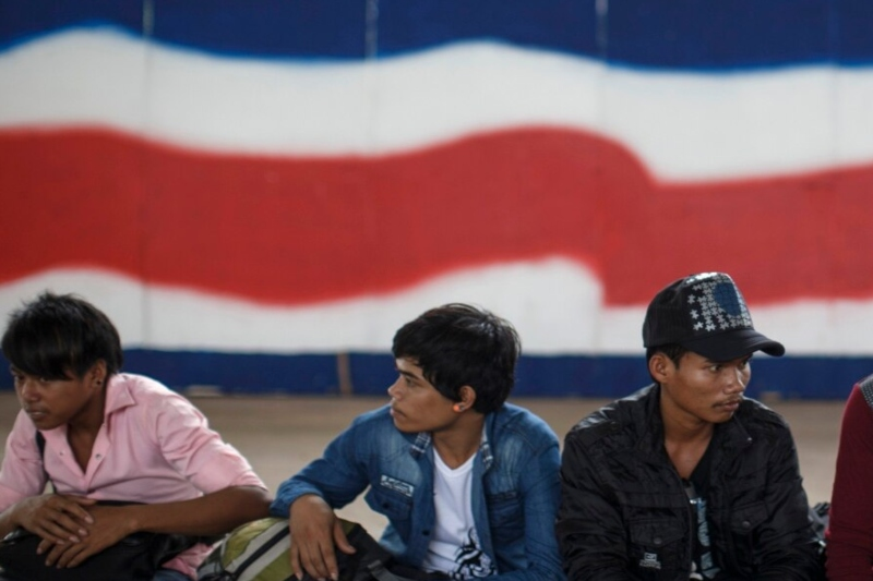 cambodian migrant workersers