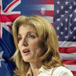 Carolina Kennedy in line to the next ambassador to Australia