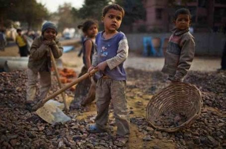 Child labor has decreased by 38 per cent in the last decade but 152 million children are still affected, ILO says