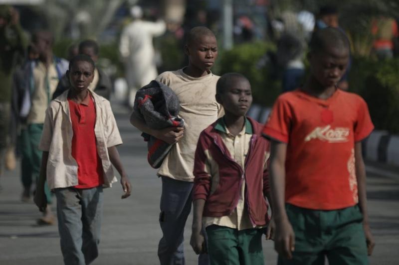 Children kidnapped in Zamfara