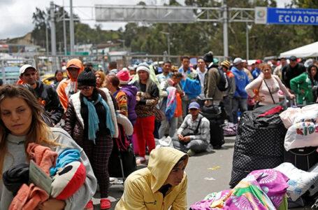 Chile Becomes Intolerant To Surge of Venezuelan Migrants