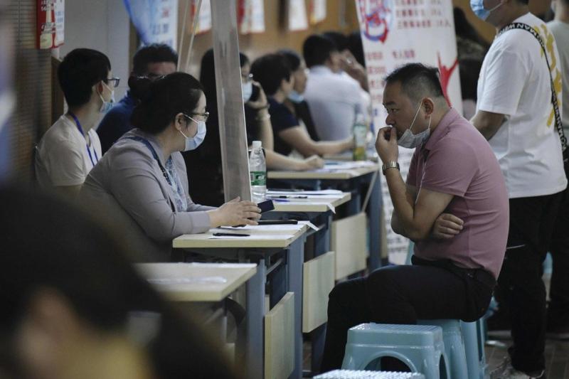 china employment