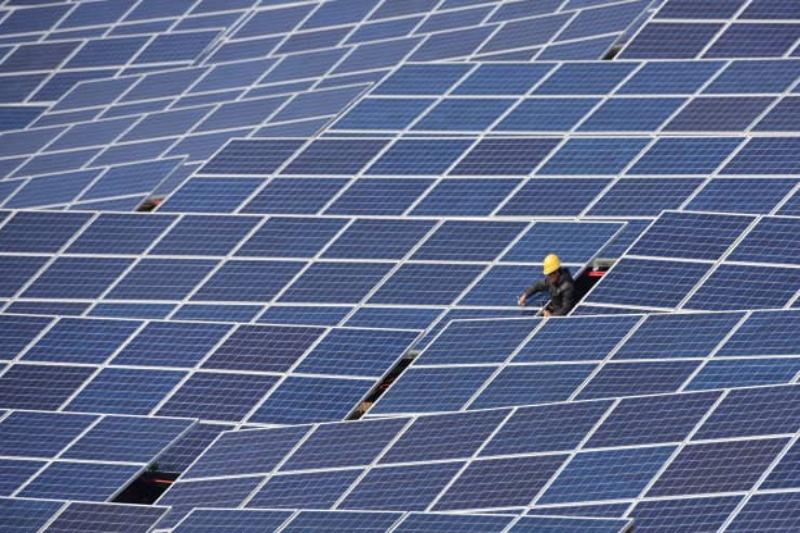 china solar materials ban