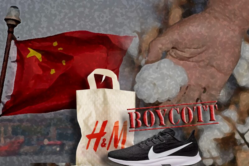 china boycott hm