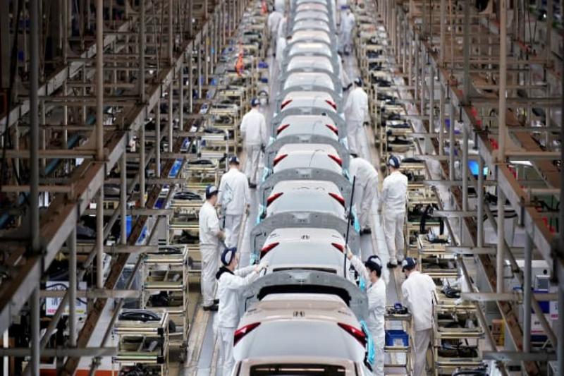 china labor market