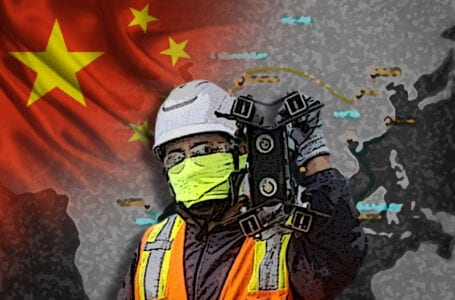 China's 'Belt & Road' program: workers allege forced labor