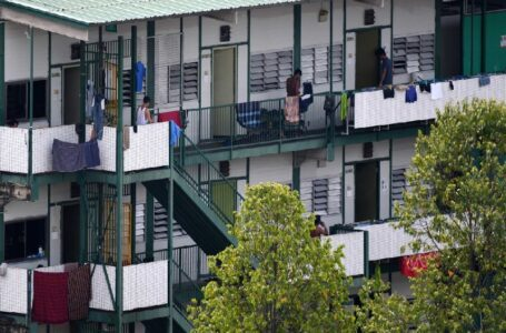 Cost Complaints In Migrant Workers In Singapore To Get New Dorms