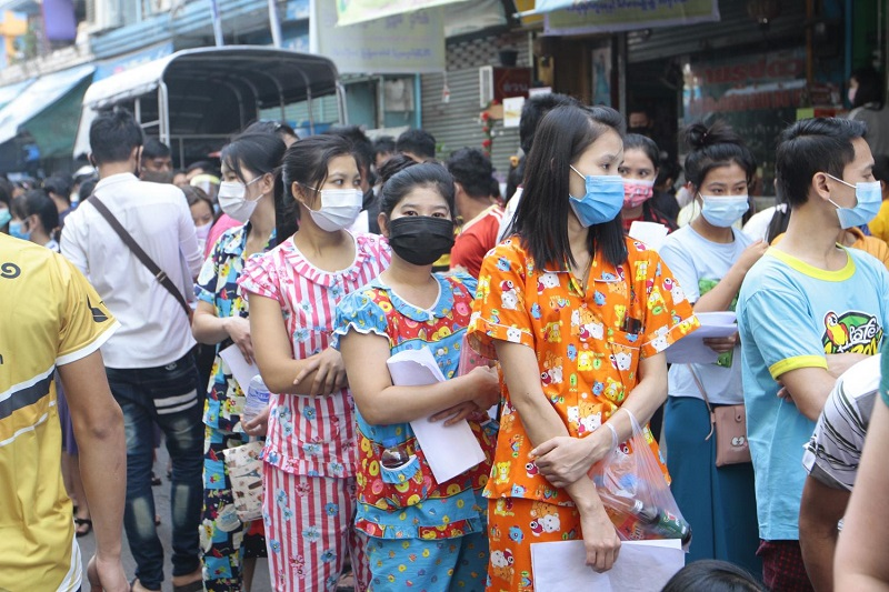 Covid-19 surveillance adds to conditional return of migrant workers to Thailand