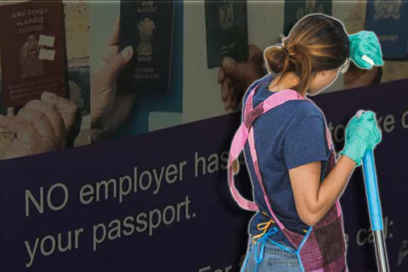 UK's migrant domestic worker's