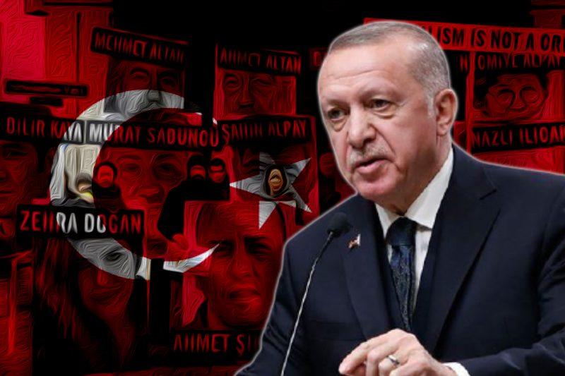 Erdogan human rights plan