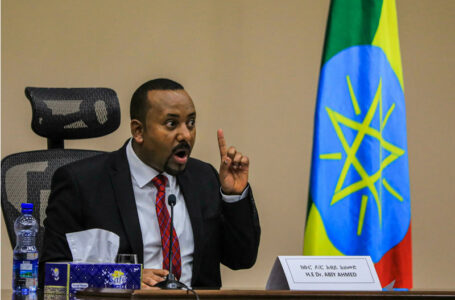 Ongoing battle for Human Rights in Ethiopia