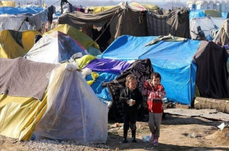 Greece accused of pushing back refugees in callous human rights violation act