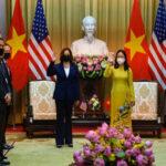 harris human rights in vietnam
