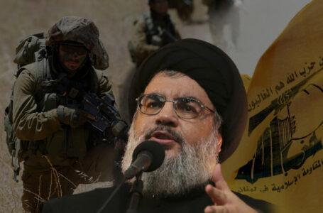 Hezbollah leader blames US embassy staff for Lebanon's economic condition