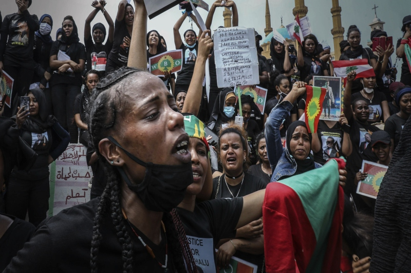 Human Rights Groups Seek Investigation Into Ongoing Abuses In Ethiopia