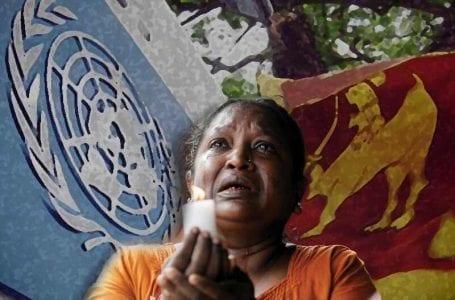 United Kingdom seeks a new UN resolution for Sri Lanka human rights abuse