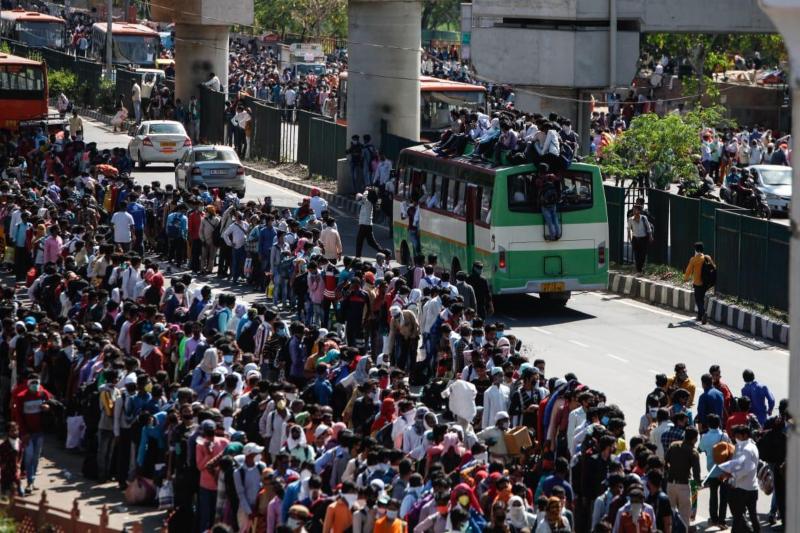 india migrants