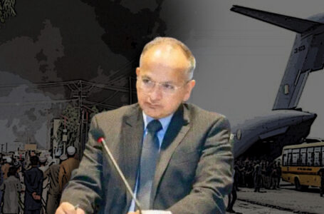 India brings back 120 embassy staff from Kabul after Taliban takeover