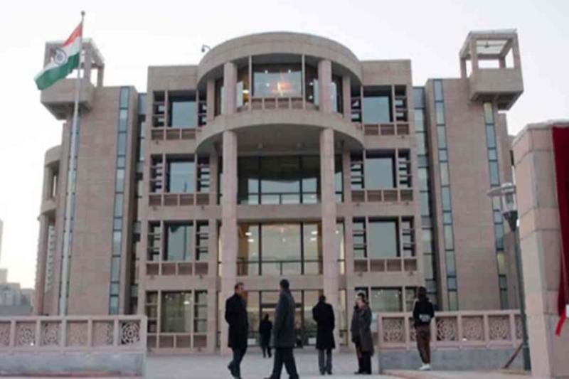 indian embassy taijin's death