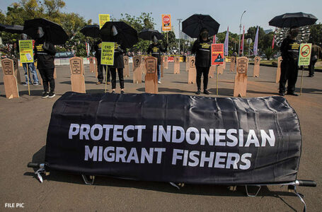 Indonesia Failing to Provide Proper Policies to Protect Fishing Vessel Workers