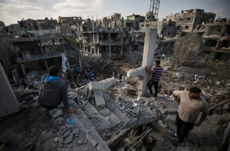 Human Rights Watch: Israel may have committed war crimes during clash with Hamas in May