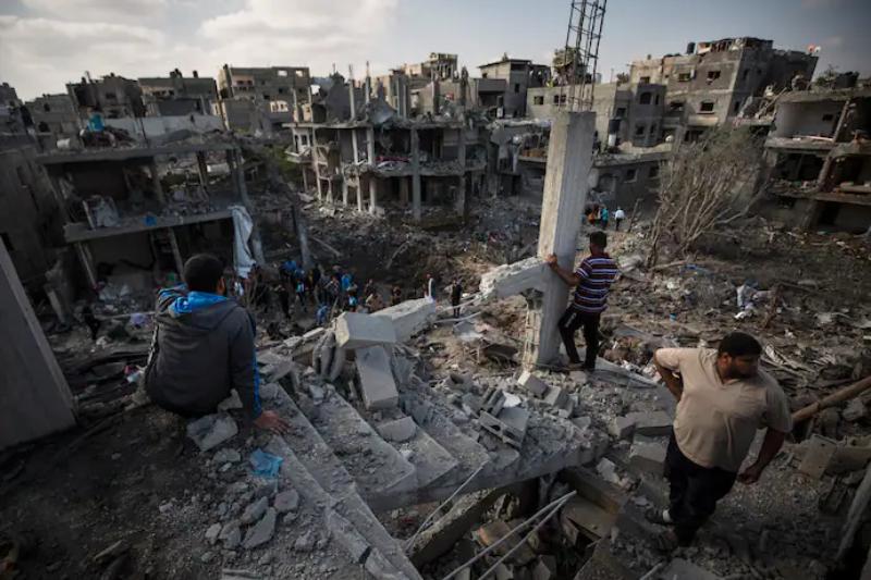 israel gaza strip