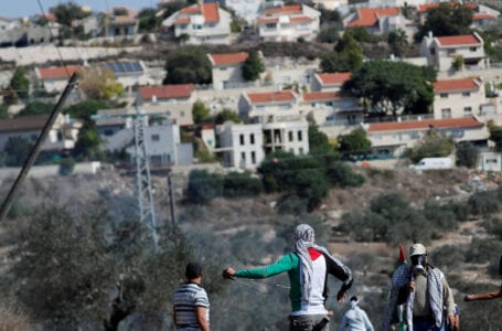 Human Rights Watch accuses Israel of crimes of apartheid against Palestinians