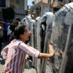 israeli police violence