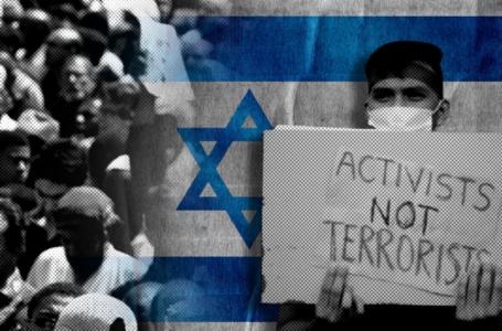 Israel marks six Palestinian NGOs as 'terrorist organization'