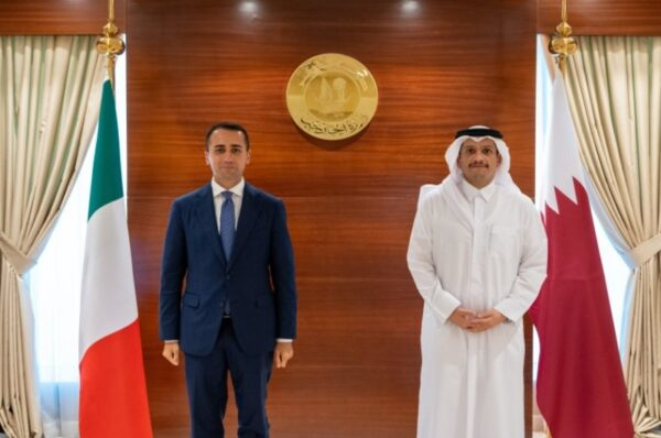 Italy is transferring its Afghan embassy to Doha