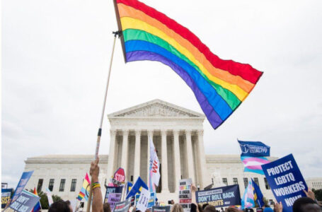Taking lead to protect human rights California bans travel to five states over controversial LGBTQ+ laws