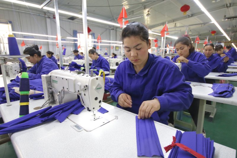 labour china