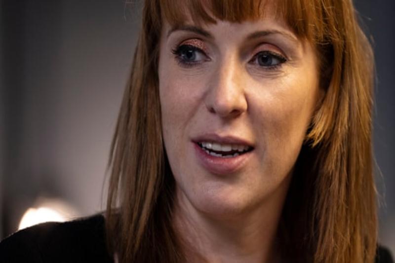 labour deputy leader angela rayner