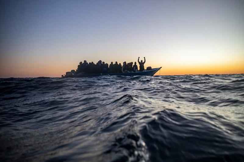 lampedusa migrants