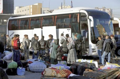 Lebanon says no to deportation of Syrian refugees captured by its army