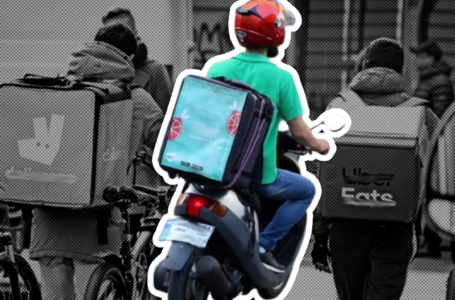 Crisis for Lebanon's delivery riders as economy continues to crumble