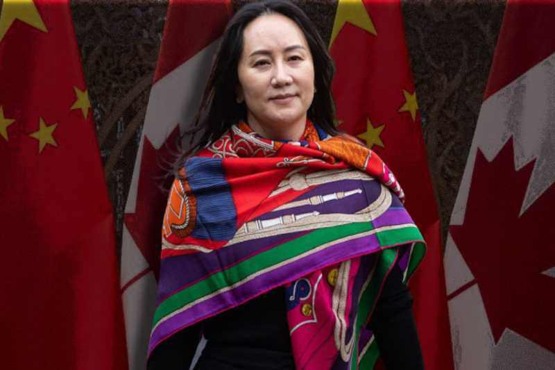 Chinese Embassy In Canada Bad Mouths