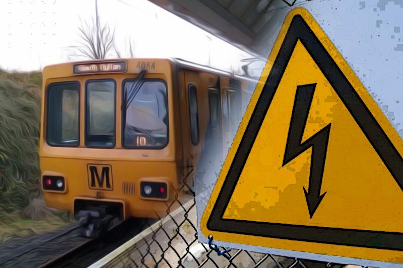 metro worker death