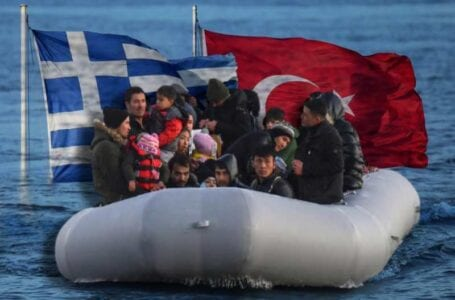 Greece slams Turkey for using migrants in order to 'provoke an escalation'