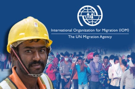 Uganda, IOM to improve migrant workers' rights in Gulf states