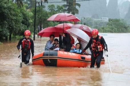 Migrant Workers Worst Hit By China Floods