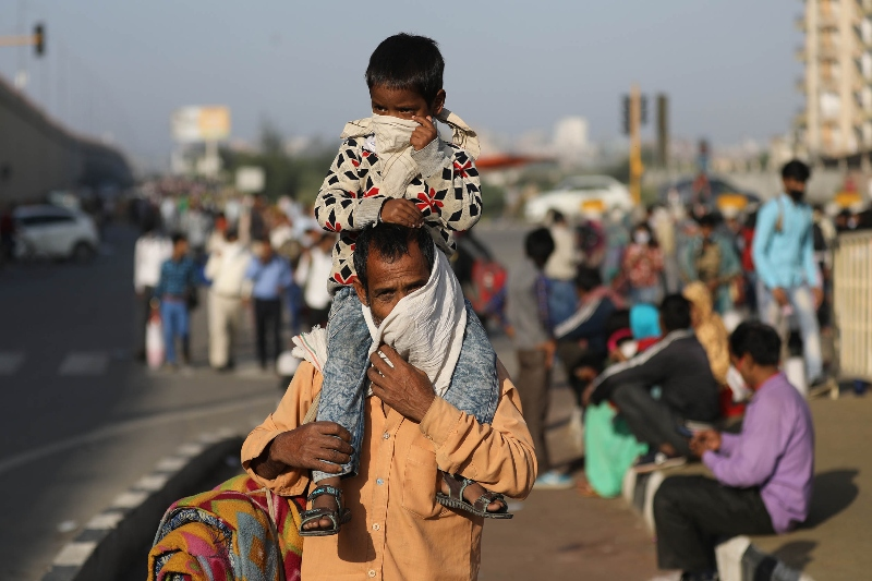 migrant workers in india
