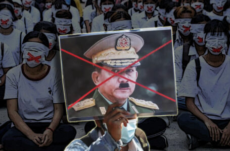 Myanmar coup marks its six month anniversary, yet their political situation is worsening