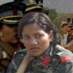 nepal women in military
